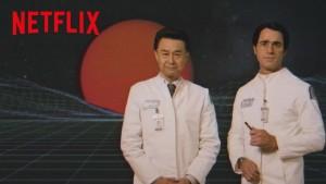 神田瀧夢,Rome Kanda,Netflix,Maniac,emmastone,Jonah Hill Feldstein